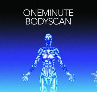 oneminute bodyscan