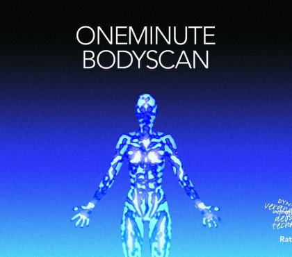 oneminute bodyscan